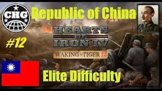 HOI4: Waking the Tiger - China #12 - Mutinies!