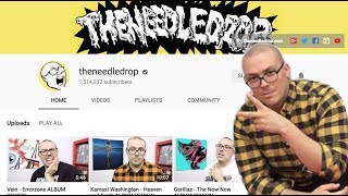 When and Why I Started TheNeedleDrop Channel (Interview Clip w/ The Progressive Voice)