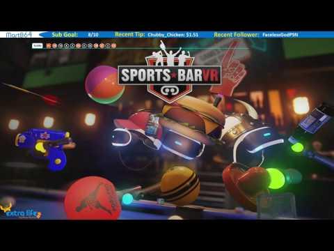 PSVR Sports Bar VR [PS4]