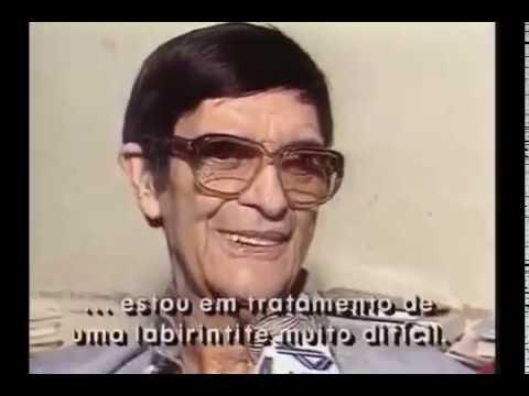 Medium chico xavier on the tv,   tv report (English subtitles) circa 1992