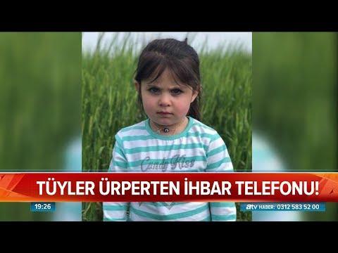 3 yaşındaki Leyla hala yok - Atv Haber 21 Haziran 2018
