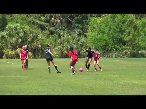 FC Dallas 02 Girls Select I - game 1 State Cup 2018