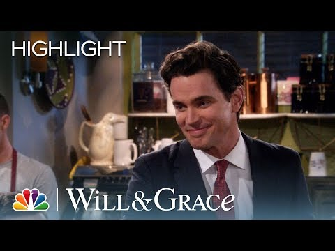 Will Meets McCoy Whitman - Will & Grace (Episode Highlight)