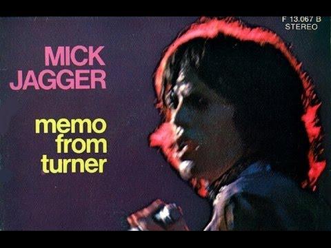 Mick Jagger - Memo From Turner (Performance Soundtrack) 1970