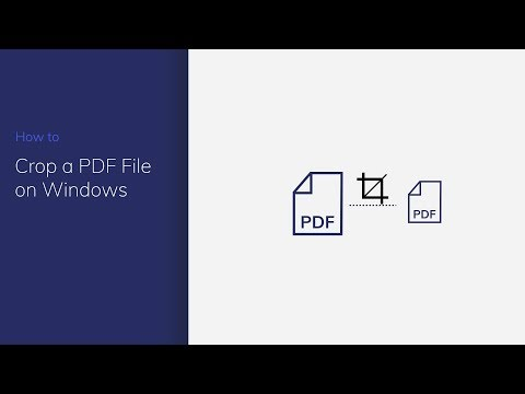 Crop A PDF File On Windows With PDFelement