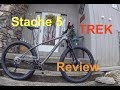 2018 TREK Stache 5 (REVIEW) - of the features that I enjoy and was looking forward to