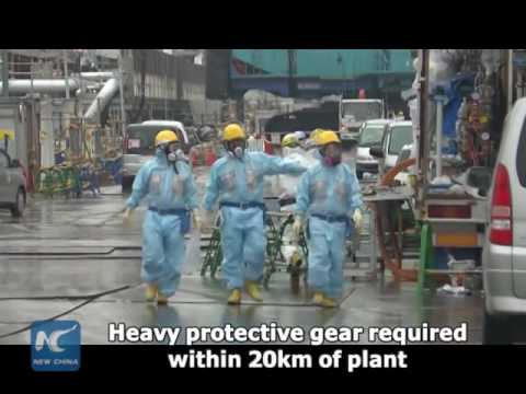 The nightmare goes on: Inside Japan's Fukushima Daiichi nuclear power plant