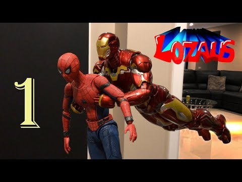 Spider Man Action Series Episode 1