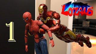 Spider Man Action Series Episode 1