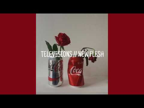 TELEVISIONS / NEW FLESH [lyrics]