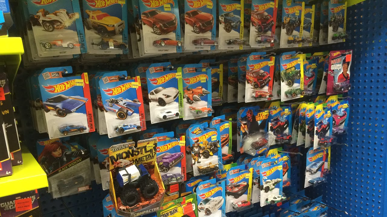 hot wheels in store hunting three th 39 s day 5 youtube. Black Bedroom Furniture Sets. Home Design Ideas