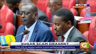 Gorge Kithi: on Sugar scam dragnet #CitizenExtra