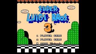 Super Mario Hack Longplay - Super Luigi Bros. 3 (35th Anniversary)