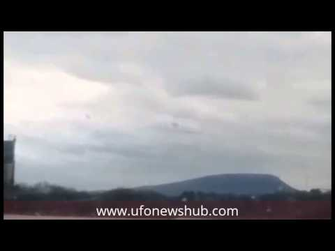 UFO Sighting Video, Chattanooga, Tennessee, 8th February, 2016