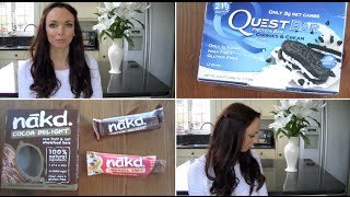 My 2014 Food, People & Kitchen Gadget Favourites & Quest Bar GIVEAWAY!