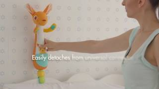 Развивающая игрушка для кроватки Tiny Love Кенгуру