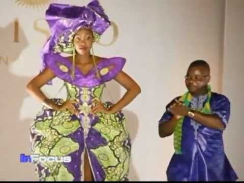 FASHION SHOW IN TOGO.
