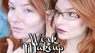Work Makeup Routine | How I Get Ready for Work