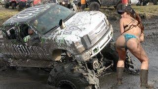 The Art Of Getting Stuck - Trucks Gone Wild Plant Bamboo