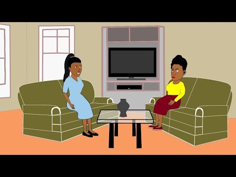Beauty Is Not Enough Episode 16. Animated Movie Cartoon (MRCALEBTOONS)