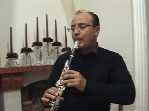 (P.Dukas) L'Apprendista Stregone for Clarinet