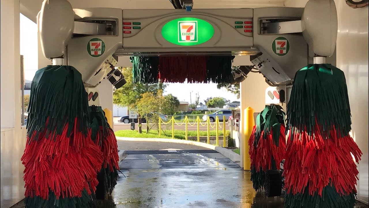Gas Station With Car Wash >> Ryko SoftGloss MAXX: 7 Eleven Gas Station in Largo, FL ...