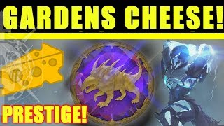Destiny 2 - Cheese Gardens (Dogs) Prestige Leviathan