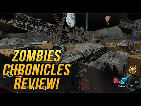 Thumbnail: Zombies Chronicles Moon Remastered Gameplay and Zombies Chronicles Review