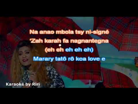 Tsy ambelako hampirafy Viavy Chila karaoké by Riri AVI
