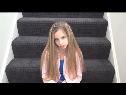 Wish You Were Here - Avril Lavigne - cover by 12 Yr old Madi :)