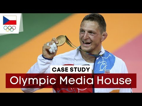 Case study - Olympic Media House and Rio 2016