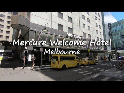 Mercure Welcome Melbourne Hotel Tour | Melbourne, Australia | Traveller Passport