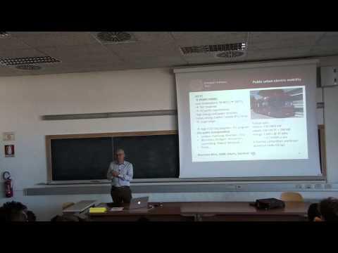 Tecnologie energetiche a base di idrogeno [prof. Massimo Guarnieri]