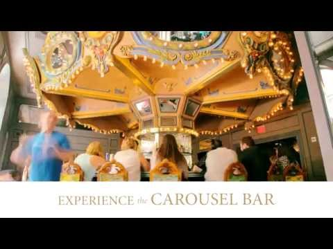 The Carousel Bar & Lounge: Hotel Monteleone's Classic New Orleans Hotel Bar