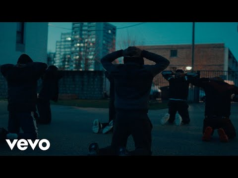 Jorja Smith - Blue Lights [French Remix] (Official Music Video) ft. Dosseh