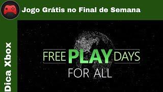 [Dica Xbox] 3 Jogos no Free Play Days