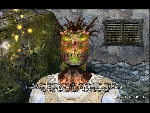 TES IV: Oblivion 017  Ein Fremder ist ein Freund, den man noch nicht kennen gelernt hat!