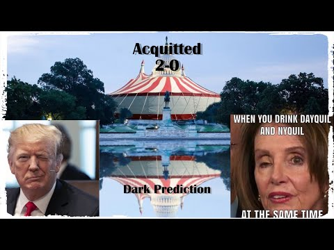 2nd Circus Show Ends - Now the Dark Prediction