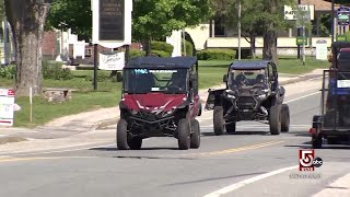 ATV friendly communities in New Hampshire