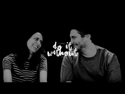 ethan & hila | i can't do it without her