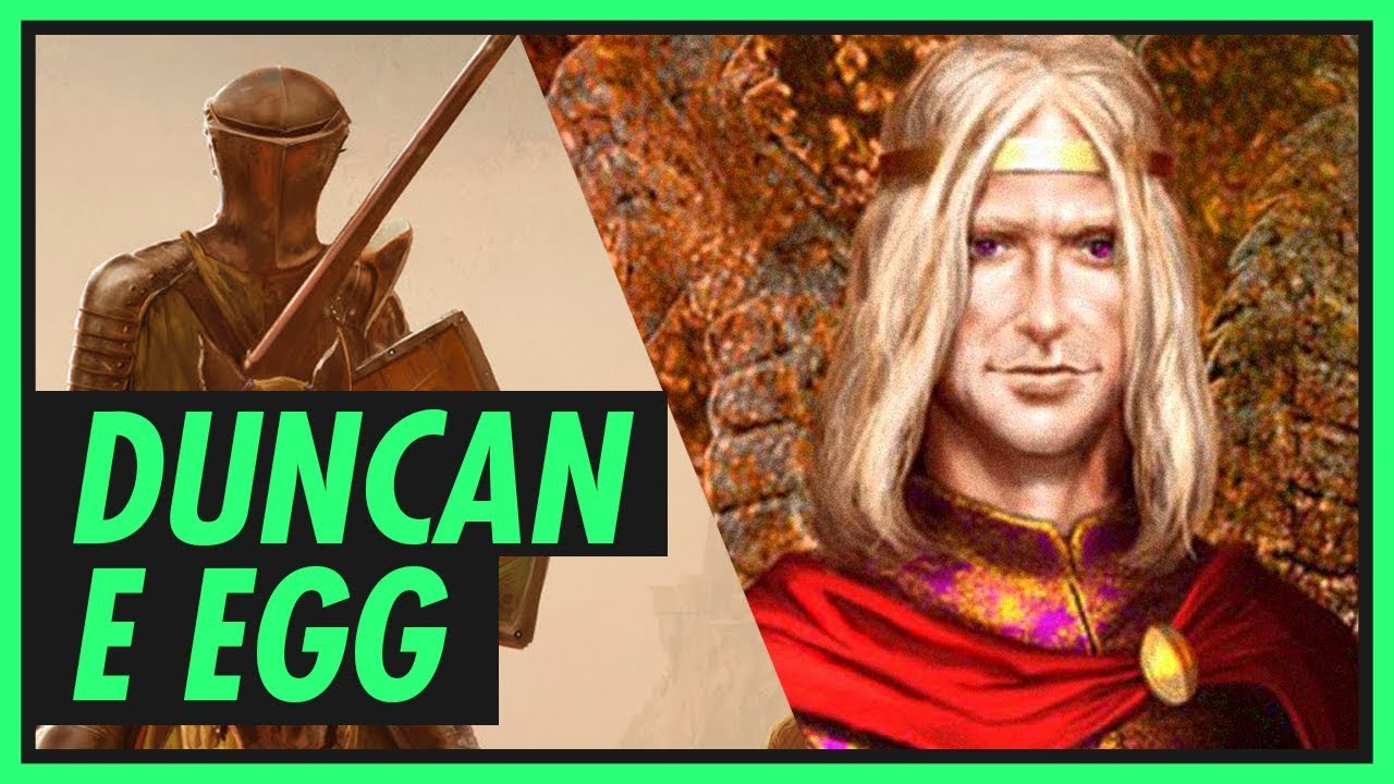 duncan egg game of thrones