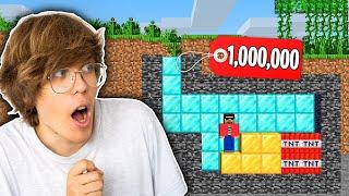 Tajna Baza PRO w MINECRAFT Za 100 MILIONÓW! - Minecraft Extreme!