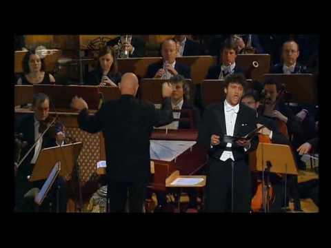 Jonas Kaufmann - Cantique de Noël/O Holy Night - Dresden Adventskonzert '08