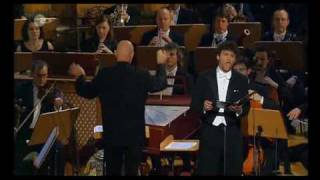 Jonas Kaufmann - Cantique de Noël/O Holy Night - Dresden Adventskonzert