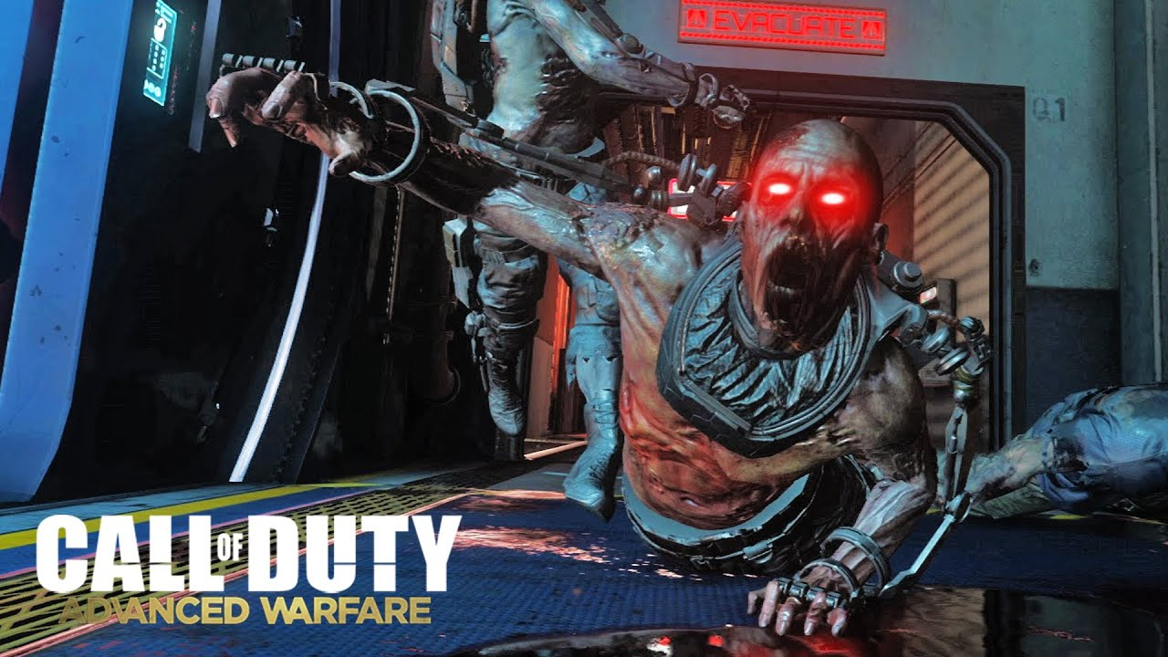 Call Of Duty Wallpaper Hd Exo Zombies Survival Advanced Warfare Exo Zombies