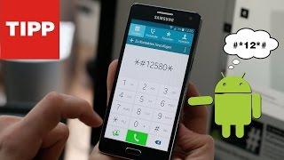 GSM-Codes: Geheime Funktionen an Ihrem Android-Smartphone