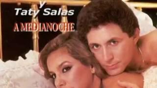 OMAR FRANCO y TATY SALAS - A Medianoche - Balada - Pop
