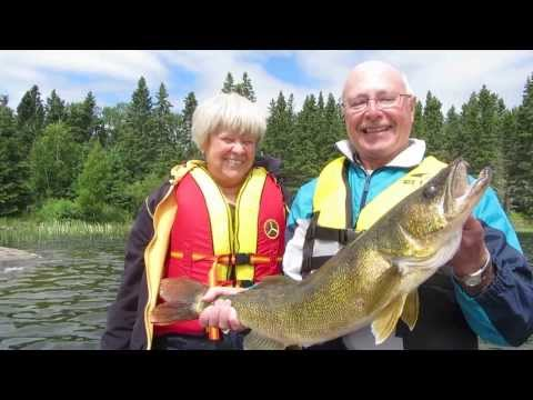 "31 1/2"" Walleye - Tramping Lake"