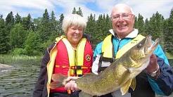 """31 1/2"""" Walleye - Tramping Lake"""
