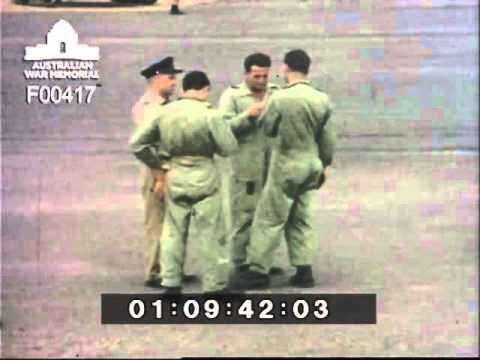 9 Squadron RAAF Vietnam 1966 to 1967 - Vietnam War